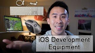 iOS Development Equipment Improving Productivity Video