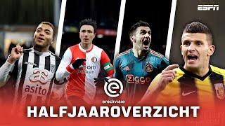 HALFJAAROVERZICHT | Eredivisie