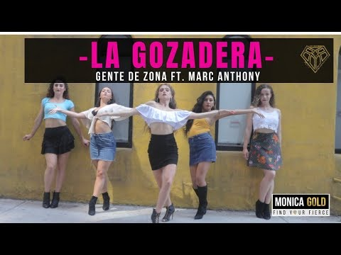 LA GOZADERA - Gente De Zona ft. Marc Anthony II #FINDYOURFIERCE by MONICA GOLD