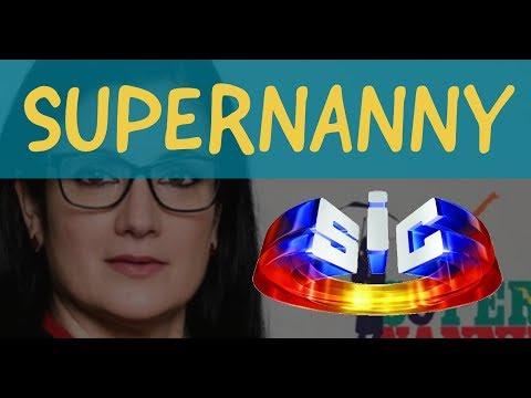 SUPERNANNY - QUERO LÁ SABER #27