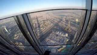 Around Burj Khalifa SKY Deck
