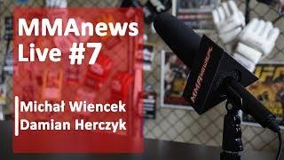MMAnews Live #7: Trening Michała Wiencka przed R8 w Krakowie 2017 Video