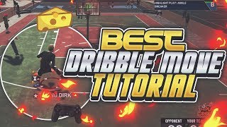 HOW TO BREAK ANKLES EVERY TIME - BEST DRIBBLE MOVES/COMBOS IN 2K19! (TUTORIAL)