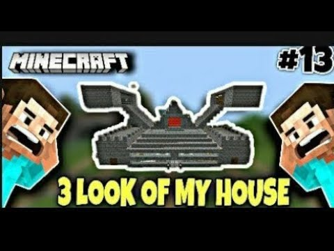 Download 3rd look of my house | minecraft | MINE GAMING