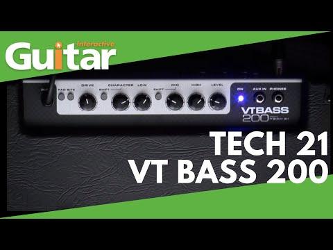Tech 21 VT Bass 200 | Review