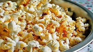Как приготовить попкорн. | How to cook popcorn.(, 2015-02-22T18:07:58.000Z)