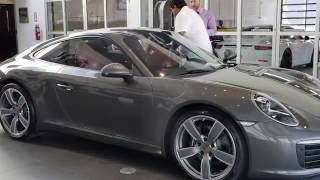 Taking Delivery of 2017 Porsche 911 (991.2)