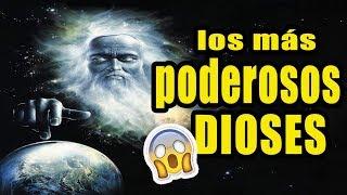 😎 LOS 9 DIOSES MAS PODEROSOS DE LA HISTORIA (ALGUNOS NI LOS CONOCÍAS)