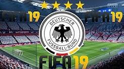 FIFA 19 - LIVESTREAM | DEUTSCHLAND - EM Qualifikation