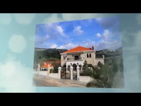Property in lebanon mechref luxury villa sale real for Modern house lebanon
