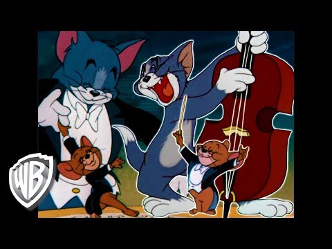 🔴 WATCH NOW! BEST CLASSIC TOM & JERRY MUSICAL MOMENTS | WB KIDS