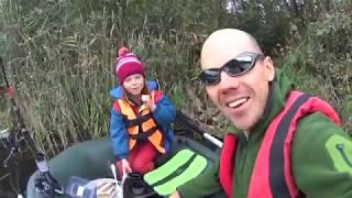 Риболовля на ГУРТКИ з Мартою Судак, Окунь