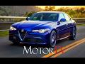 2017 ALFA ROMEO GIULIA & GIULIA TI (US) l Beauty shots & Driving Scenes