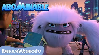 ABOMINABLE | There's Something on the Roof [EXCLUSIVE CLIP]