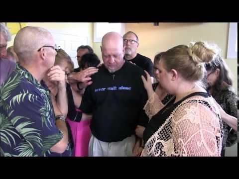 Carolina Vineyard Church Ordination of Cathy Chester & Rick Courtney
