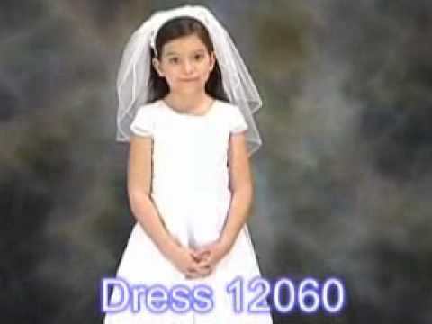 Communion Dresses Flower Girl Dress 12060