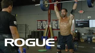 A Day with Rogue Fitness Black - CrossFit Team Series Week 1