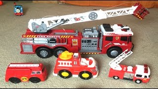 Colors for Children to Learn with Toys Fire Trucks | Colours for Kids to Learn | Learning Videos