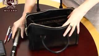 небольшая сумка прямоугольной формы