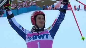 Highlights vom Ski-Weltcup Adelboden 2020