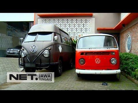Keren! Bengkel di Semarang Ini Sulap Rongsokan VW Jadi Seperti Baru! - NET JATENG