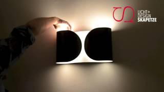 LED-Leuchtmittel / dimmbar per Schalter in 3 Stufen