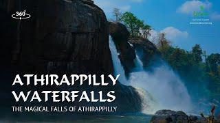 Athirappally Waterfalls | 360° video