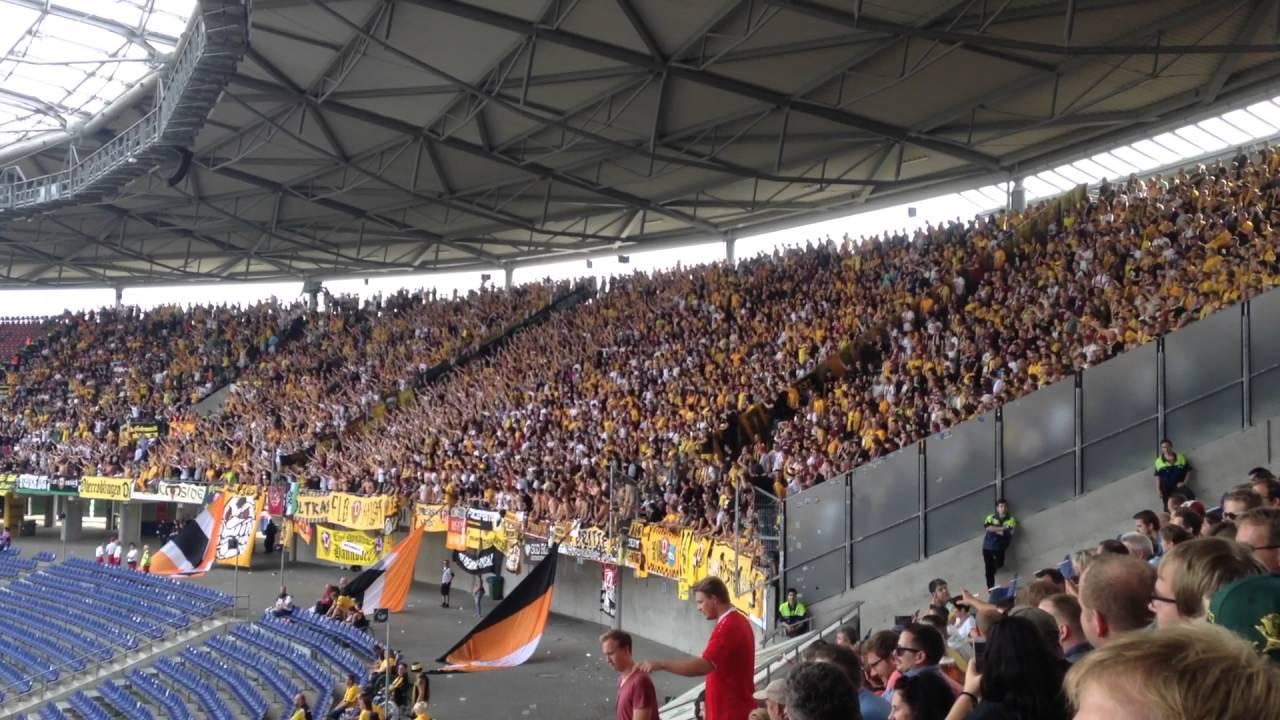 Hannover 96 Dynamo Dresden