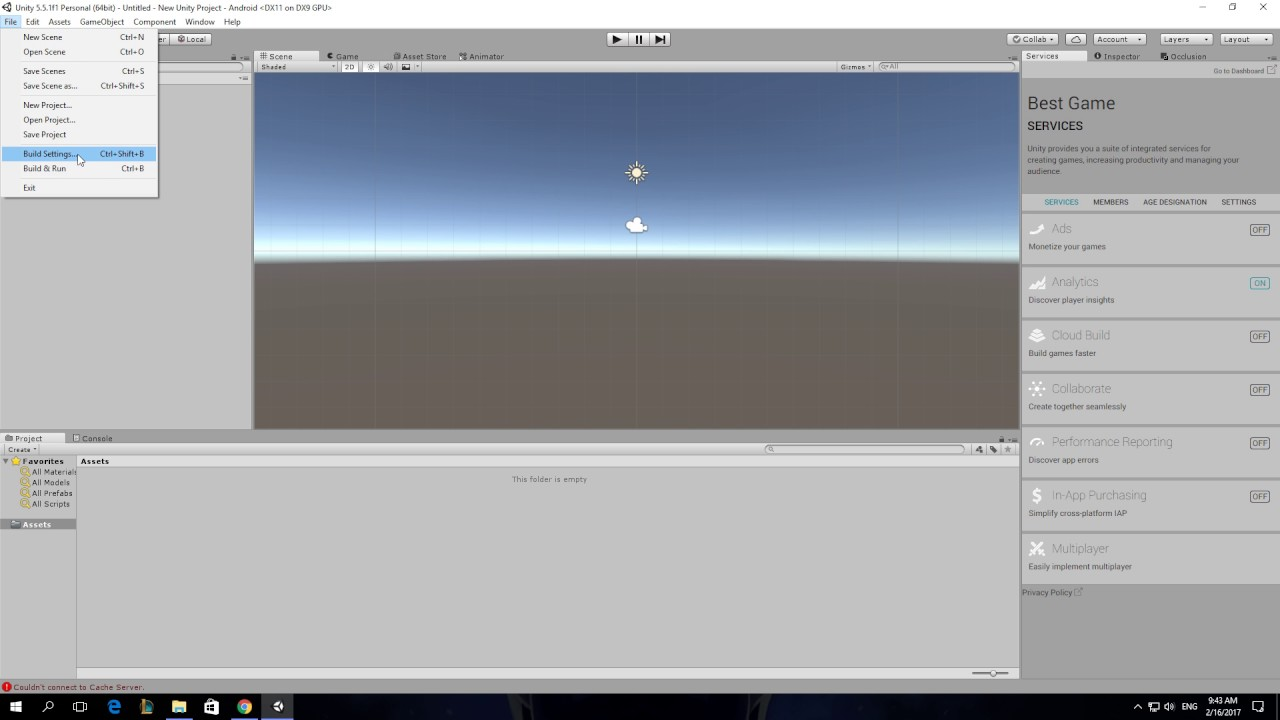 How To Show Loading Indicator Android In Unity 3D