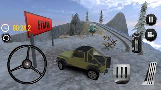Off-road Driving Simulator / Android Game / Game Rock
