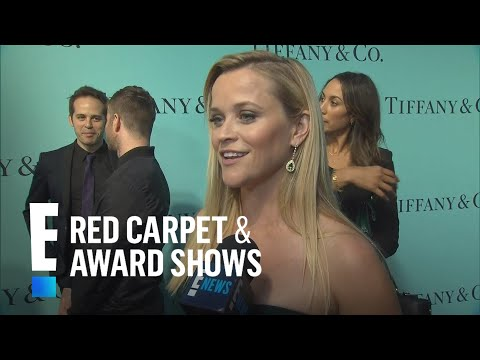 """Reese Witherspoon Reacts to """"Big Little Lies"""" Excitement 