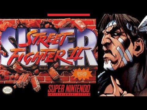 Super Street Fighter II - The New Challengers - T.Hawk (SNES)