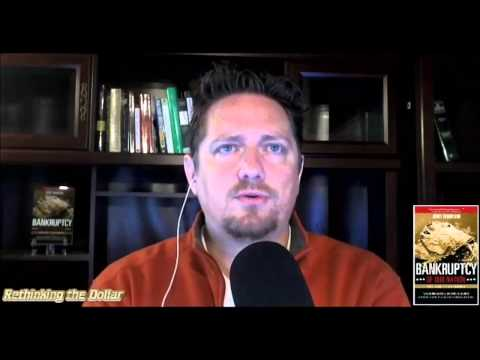"""RTD Ep:07 (Pt 1) """"America Is Completely Bankrupt"""" - Jerry Robinson (Bankruptcy of Our Nation)"""