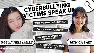 Cyberbullying Victims Speak Up (@bellywellyjelly & Monica Baey) - The Public Investigator: EP2