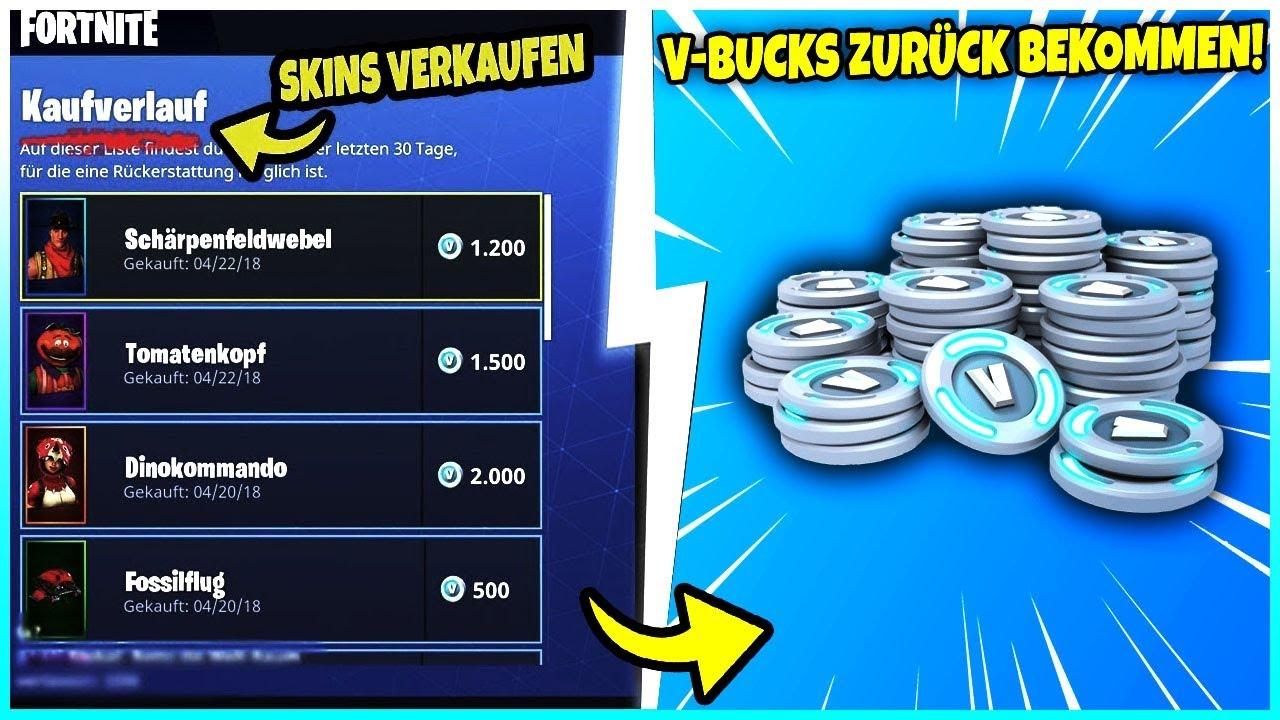 Skins Verkaufen