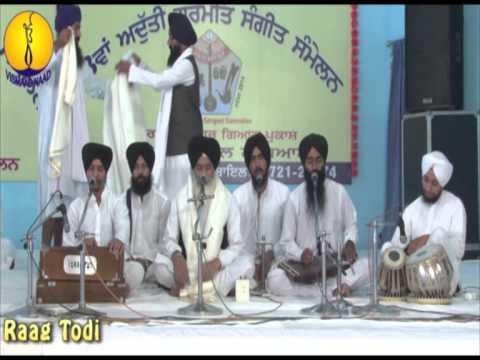 Raag Todi : Prof  Surjit Singh ji - AGSS 2014