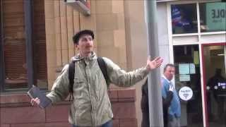 Hobart Street Preaching - Operation 513