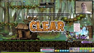 MapleStory - First time together PQ in 2k17