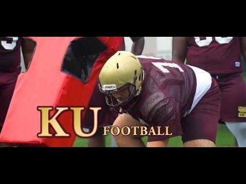 Kutztown university football roster