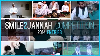 Smile2Jannah TOP 10 competition entries
