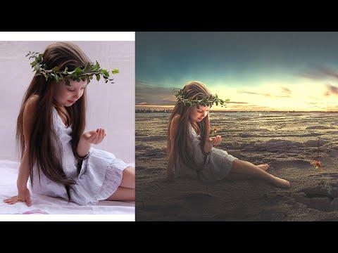 Photoshop Manipulation Tutorial | Photo Effect, Mixing & Blending