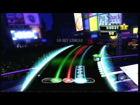 DJ Hero Game Play: We Will Rock You / Robot Rock- 97% (5 Stars)