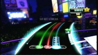 DJ Hero Game Play: We Will Rock You / Robot Rock- 97% (5 Stars)