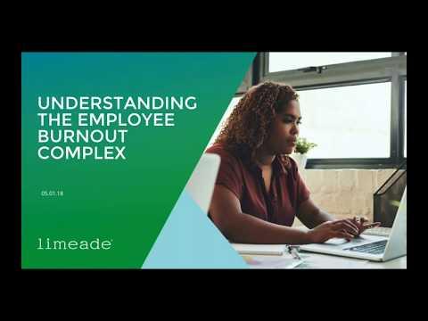 Webinar: Understanding the Employee Burnout Complex