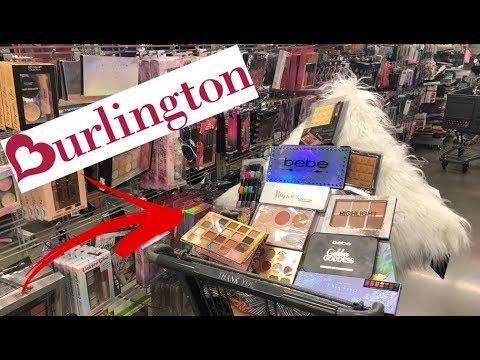 You WON'T Believe What I found at BURLINGTON MAKEUP DEALS!