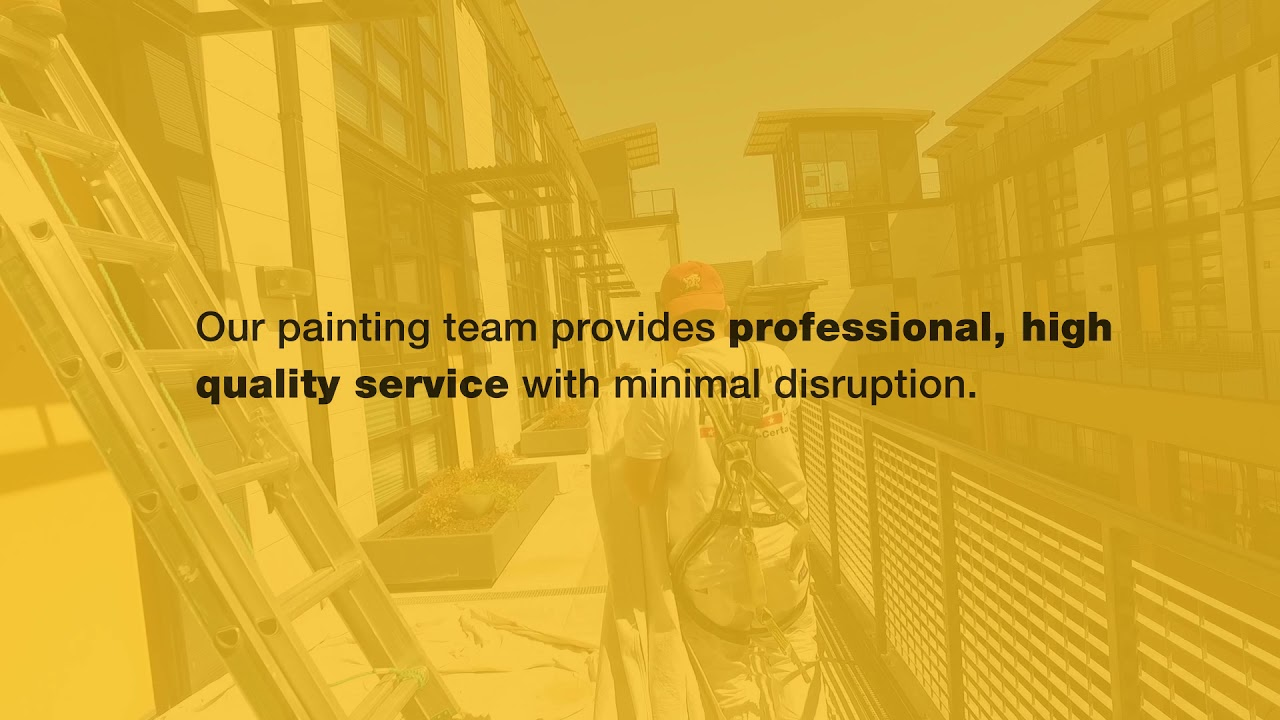 CertaPro Painters® - Commercial Exterior Painting