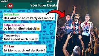 Die krasseste YouTuber Poolparty des Jahres! 😂