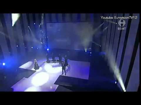 EUROVISION 2012 ICELAND - Gréta Salóme & Jónsi - Aldrei sleppir mér