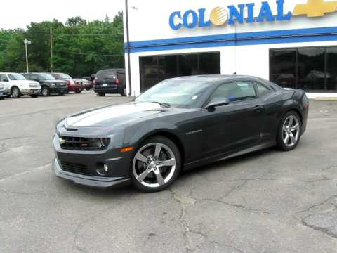 2010 camaro ss rs in cyber gray with silver ss stripes at. Black Bedroom Furniture Sets. Home Design Ideas