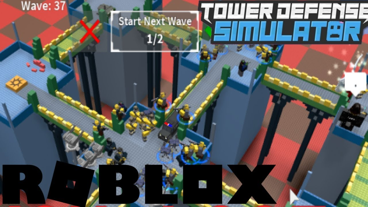 Tower Defense Simulator:Fun games and matches NEW CODES!!!